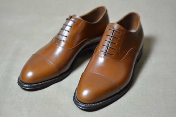 2.Cap oxfords_Smooth_MBR正面