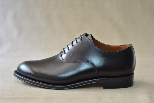 1.Plain oxfords_Smooth_BLK横