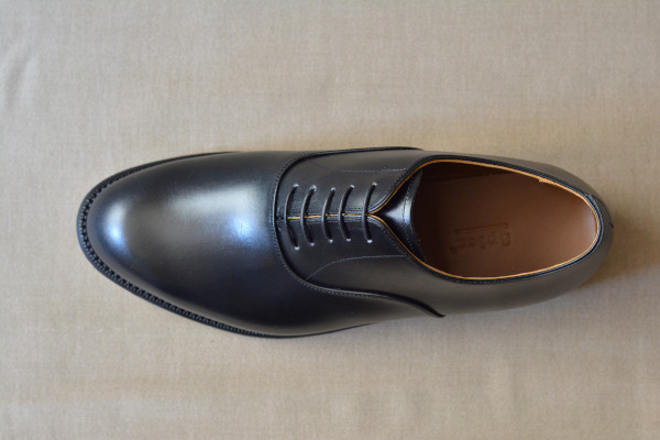 1.Plain oxfords_Smooth_BLK上