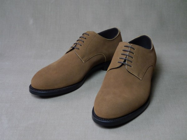 6.Plain derbys_Suede_MBR正面