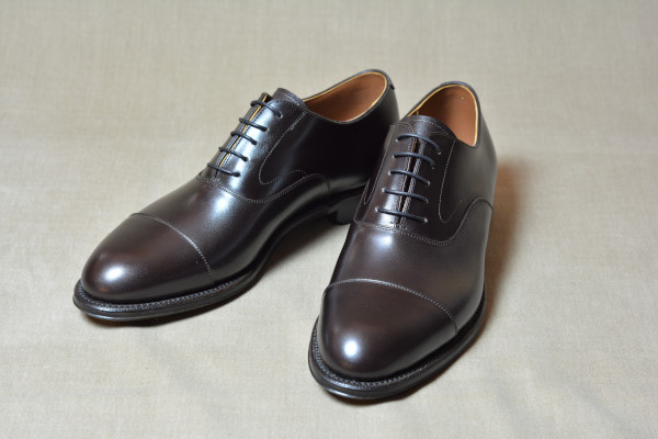 2.Cap oxfords_Smooth_DBR正面