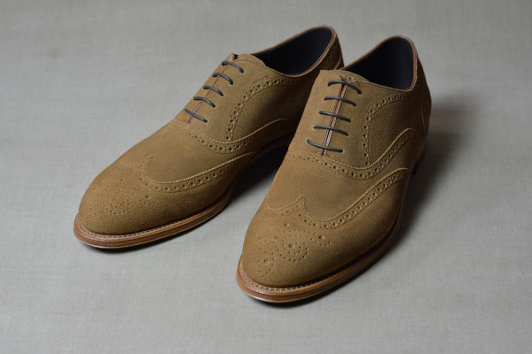 5.Full brogue oxfords_Suede_MBR正面
