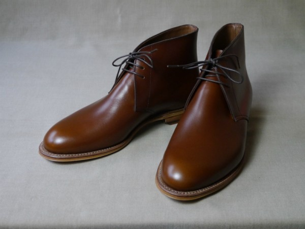 12.Chukka boots_Smooth_MBR正面
