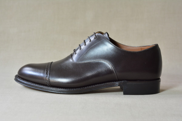 3.Cap brogue oxfords_Smooth_DBR横